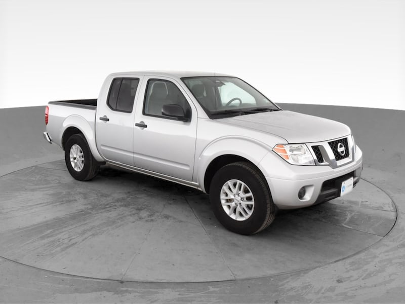 2019 Nissan Frontier Crew Cab pickup SV Pickup 4D 5 ft Silver <br 66ee43dd-23ea-4c81-a967-c42531b85fe5