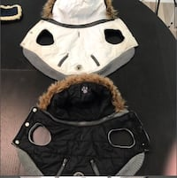 For Fou Dog Jackets White & Black Toronto, M6S