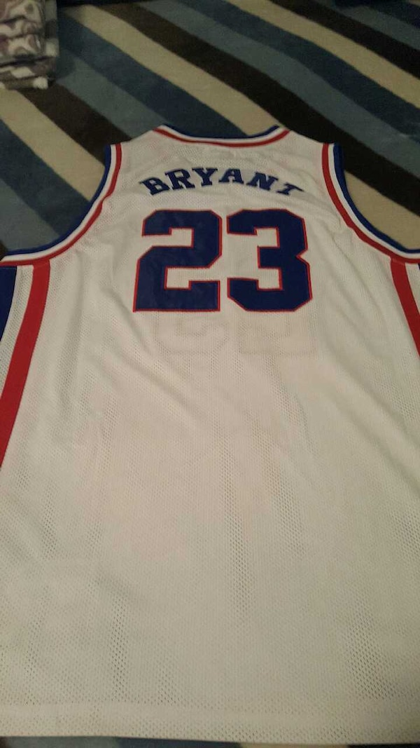 the latest 45e77 74e3e JOE JELLYBEAN BRYANT JERSEY