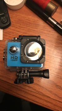 black and blue action camera Lancaster, 43130