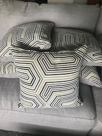 5 Patterned Pillows *Brand New* Hagerstown, 21740