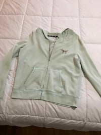 Victoria's secret zip up jacket
