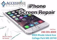 Phone screen repair Greenbelt