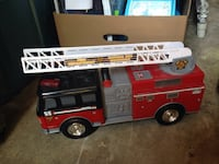 Tonka fire truck, helicopter and police vehicles  Mississauga, L5A 3Y2