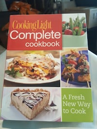 Cooking Light Complete cookbook Midland, 79701