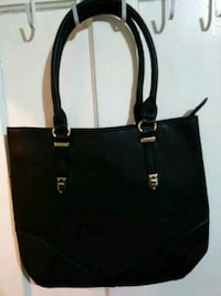 black leather shoulder handbag Hartford, 06114
