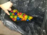 Big bag of colorful balls(approx. 200) Virginia Beach, 23453