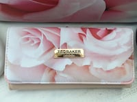 Pink rose purse with Gold name badge Leeds, LS27 8GY