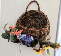 Wicker Mail Basket Manchester Township, 08759