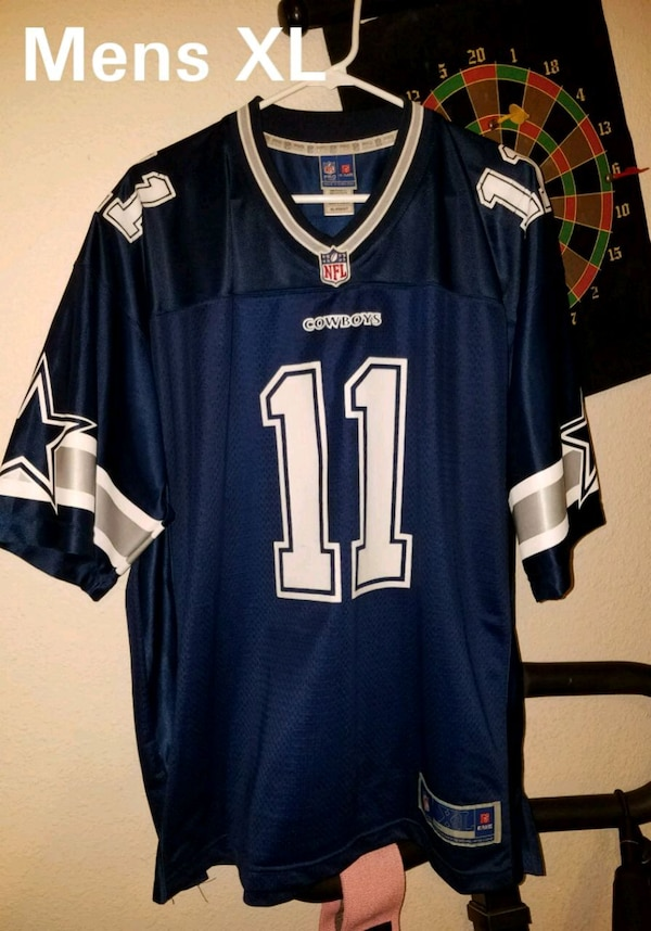 separation shoes c7b50 81b0e 4 Cowboys Jerseys. $12. each or all for $40. Size