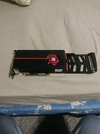 Ati Radeon HD 5770 Dedicated GPU Card White Lake charter Township