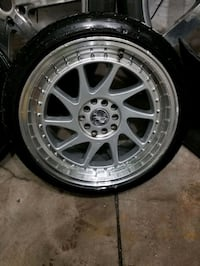 17 Inch rims for trade