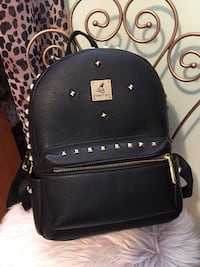 Studded backpack in great condition  Kitchener, N2B 3W5