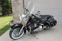 Runs and rides great, no problems.  Harley Davidson CANTON
