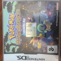 Pokemon MisteryDungeon DS Rome