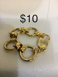 Cool gold-tone Bracelet Chesapeake, 23320