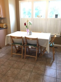 Sturdy Wooden dining table Germantown, 20874