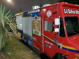 Food Truck All Incuded1997 Chevrolet P30