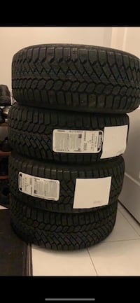 Brand new 215/50R17 Winter Tires Toronto, M1V 0A6