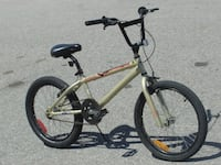 "BOY'S SIZE 20"" BACKBONE BMX STYLE BIKE QUICK SALE AT $90.00 FIRM! Mississauga"