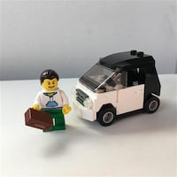 Lego City Small Car #3177