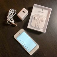 UNLOCKED iPhone 5 64GB Waterloo, N2L 3V2