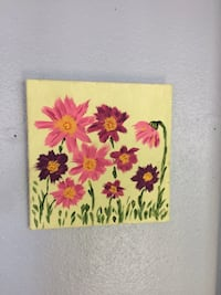 Small Canvas Painting- SW PickUp Houston, 77036