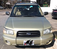 2003 Subaru Forester 2.5 XS 4AT W/Premium Package/Leather Laurel