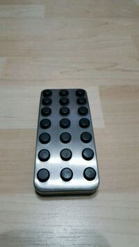 GAS PEDAL COVER