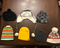 Winter Hats  Aurora, L4G 2T7