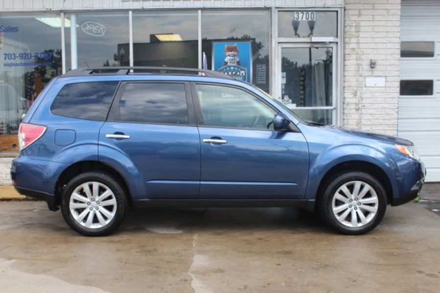 2011 Subaru Forester for sale 1