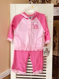 New girl outfit size 6/9 months . Woodbridge, 22191
