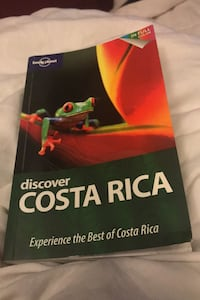Discover Costa Rica Book Germantown, 20874