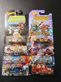 assorted Hot Wheels die-cast car collection Placitas, 87043