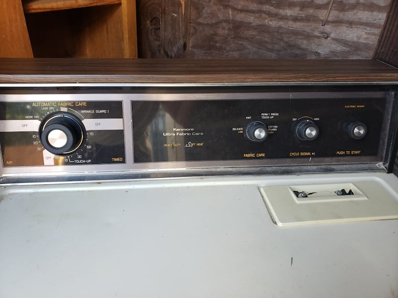 Kenmore Dryer in good working condition  2401ea9e-5dbd-441b-a6f2-fb8df383b5ad