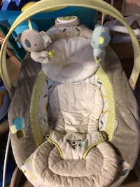 Baby's gray and green bouncer Gainesville, 20155