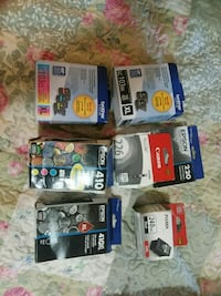 ink cartridges 5.00 each! Chico, 95928
