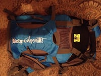 Body Glove Hiking Backpack. Water sleeve never used.
