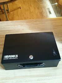 BRINKS SECURITY LOCK BOX WITH KEYS Indian River, 49749