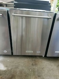 stainless steel and black microwave oven North Miami Beach, 33162