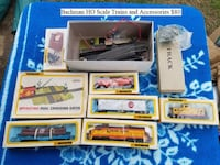 Bachman HO Scale Trains and Accessories $80 Dresden