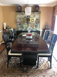 Dining Room Table and China Cabinet Glenn Dale, 20769