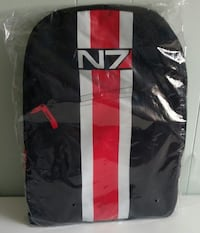 Mass Effect Loot Crate limited edition N7 backpack