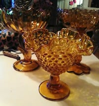 3 Amber Dishes Salisbury, 21804