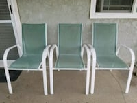 Green Outdoor Chairs