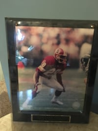 Darrell Green plaque Annandale, 22003