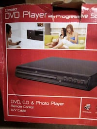 Gpx DVD,CD&PHOTO PLAYER call 967-1915