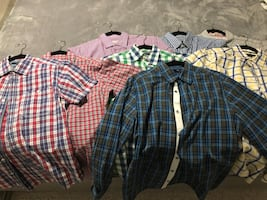 Casual Shirts for men size M excellent condition