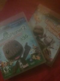 Little big planet 2 and 3 Grovetown, 30813