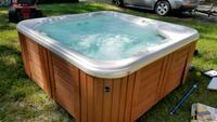 Hot springs vanguard hot tub - delivered Jacksonville, 32210